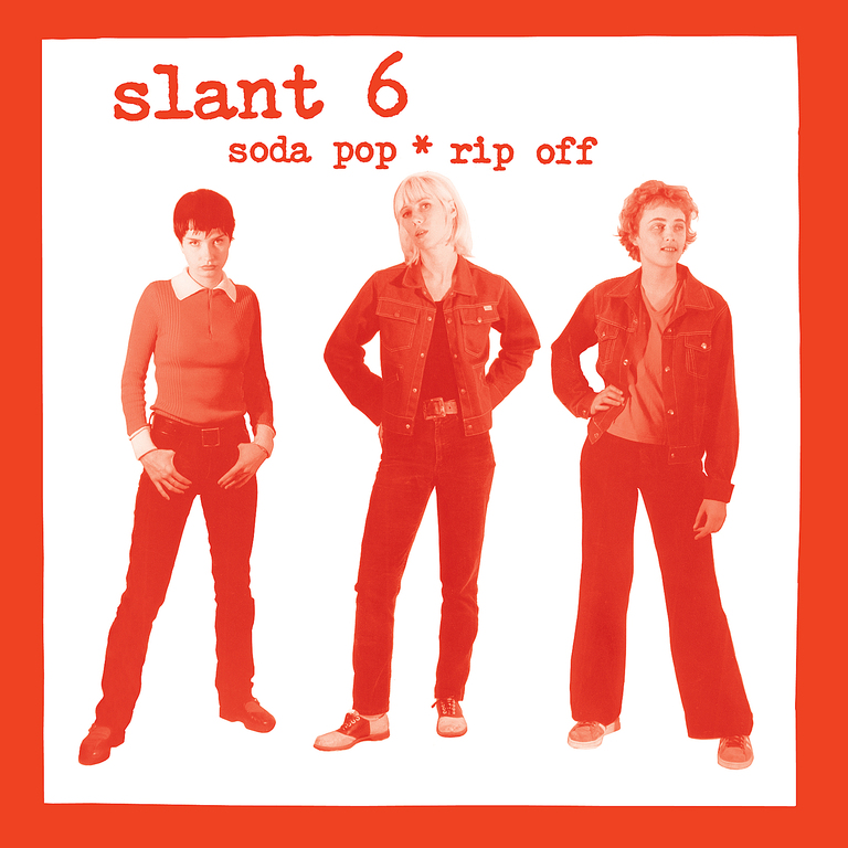 Soda Pop Rip Off SLANT 6